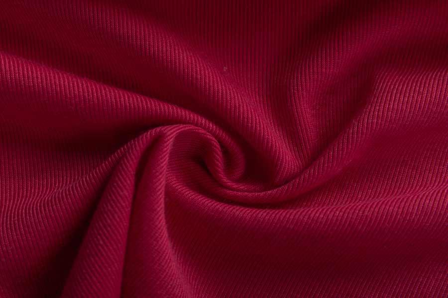 All purpose knitting rib dyed fabric