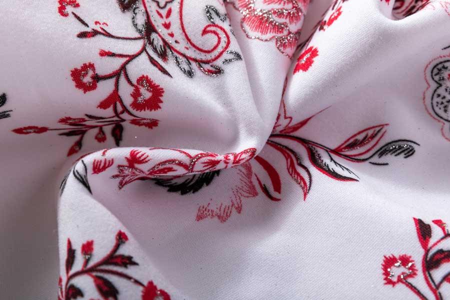Felpa China(single side fleece)& double side fleece textile printing
